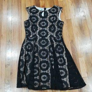 Cute black Lacey dress